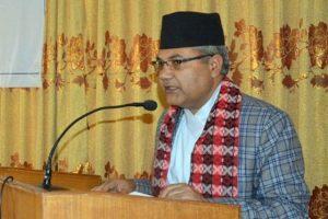 टनकपुर, गण्डकी र कोशी सम्झौताको जवाफ देउवा र कांग्रेसले दिनुपर्छ : सञ्चारमन्त्री बाँस्कोटा