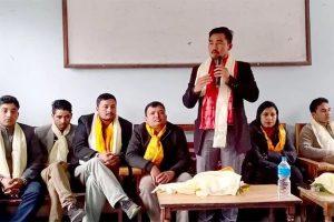 भ्रमण वर्ष सफल पार्न अनेरास्ववियूका सबै नेता-कार्यकर्ता स्वयंसेवकको रुपमा परिचालन गर्ने