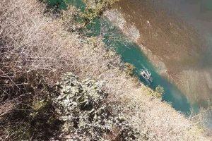 भेरी नदीमा बस खस्दा एक जनाको मृत्यु