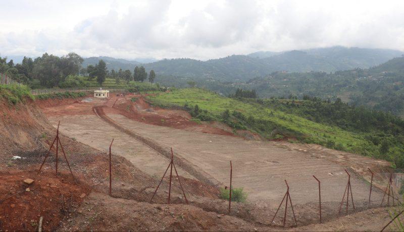 काभ्रेको मण्डनदेउपुरमा नेपालकै ठुलो औद्योगिक ग्राम निर्माण सुरु