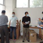 कोइकाद्धारा अनुसन्धानका लागि केयूलाई दश करोड बराबरको उपकरण सहयोग